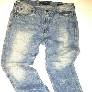 "Guess Jeans Slim Straight Leg Men's | 36"" x 34"""